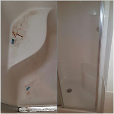 Shower Middletons Incredible Cleaning Service