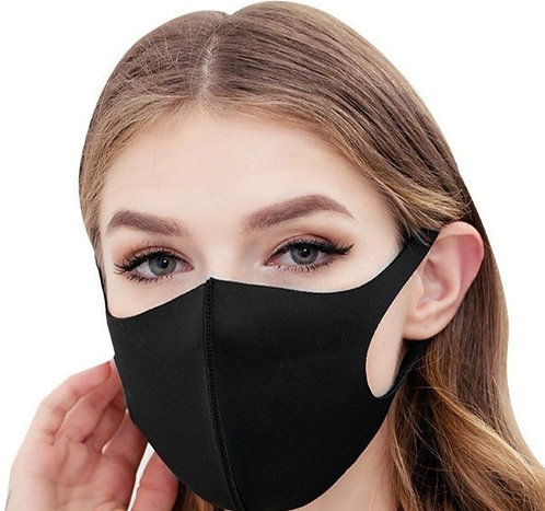 Adults Solid Color General Use Face Mask