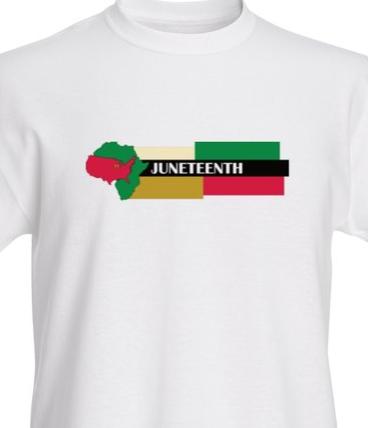 Rec Juneteenth T-Shirt