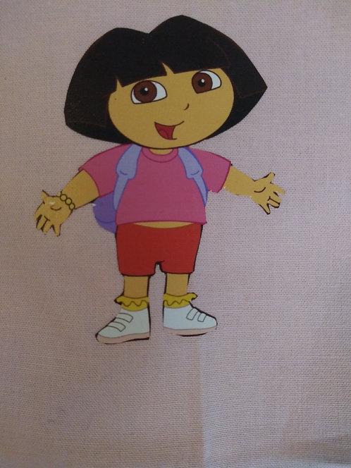 Dora Face Mask