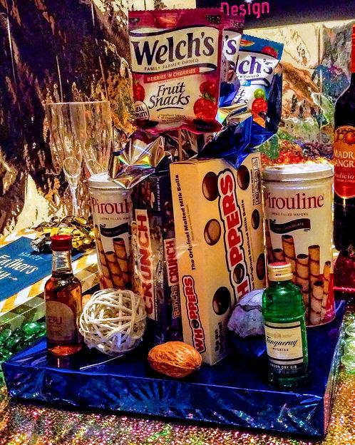 Shots Gift Basket