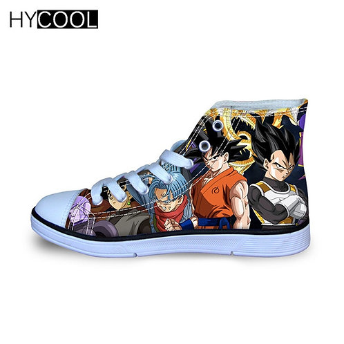 Anime Dragon Ball Z Sneakers