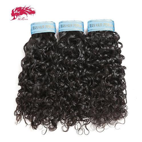 Ali Queen Hair Peruvian Virgin Hair Water Wave