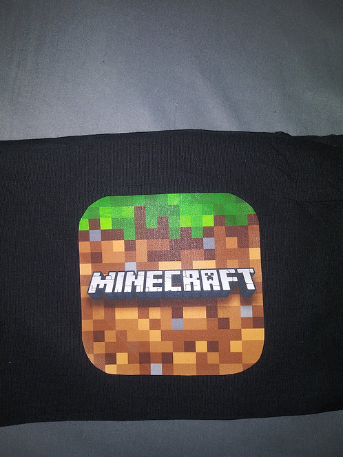 Mine craft Face Mask