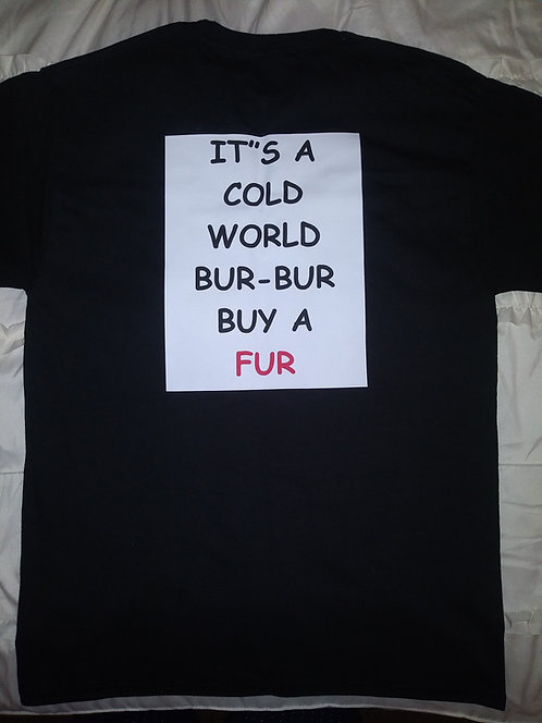 Cold World T-Shirt