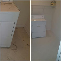 Laundry room Middletons Incredible cleaning Service