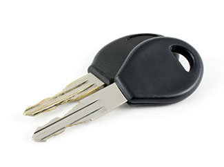 Double Sided Car / Motorcycle Keys