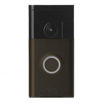 Ring HD Video Doorbell-Venetian Bronze (RINGHDVB)