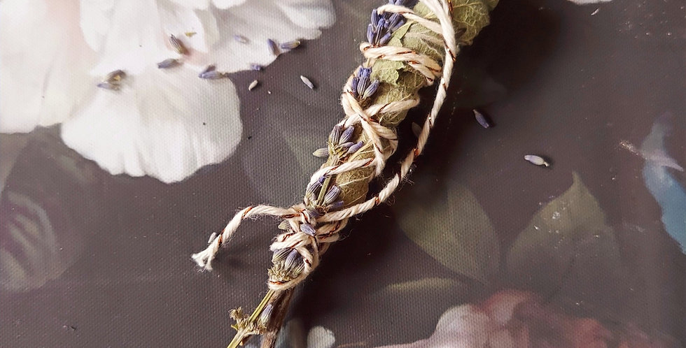 Hand Tied Smudge Sticks (2 per package)