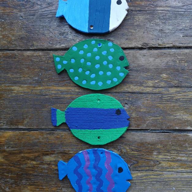 decorative fish