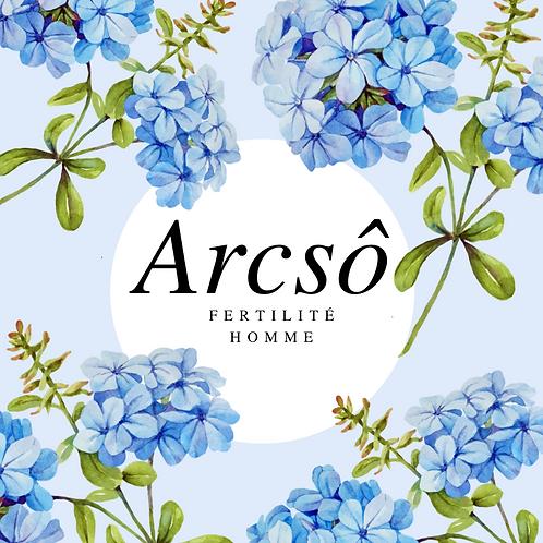 ARCSÔ - FERTILITÉ HOMME