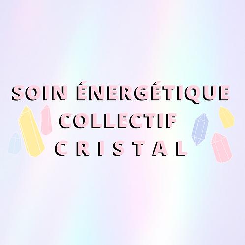 Soin cristal - Portail 33 -  le Mercredi 03.03 à 14h