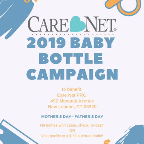 2019 Baby Bottle Campaign