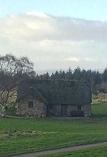 leannach cottge culloden battlefield battle of culloden cawdor castle outlander