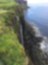Mealt falls kilt rock isle of syke
