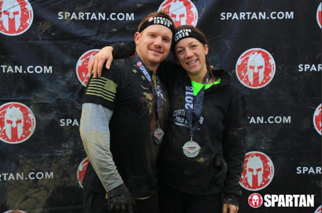 Matt & Kim Spartan Race