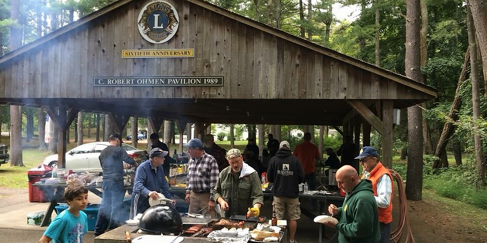 Ousatonic Fish and Game Members Only BBQ
