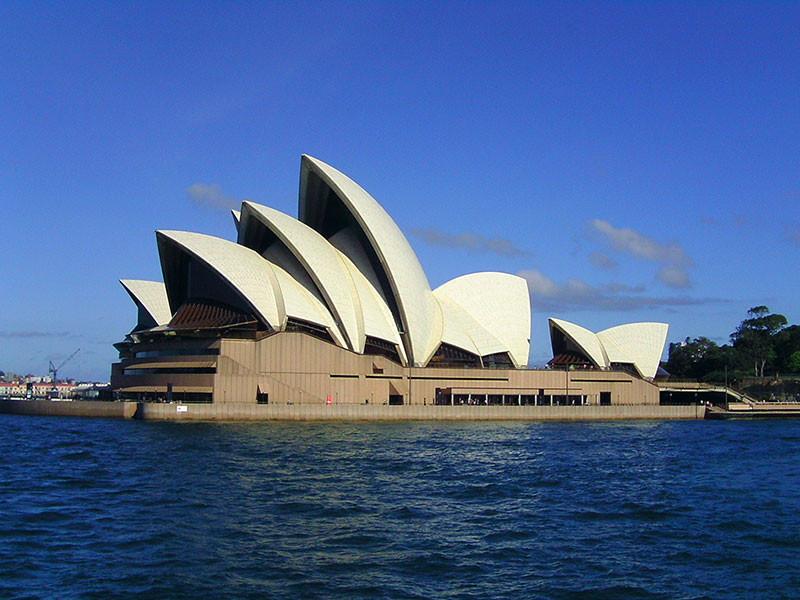 Tour un mois australie en août