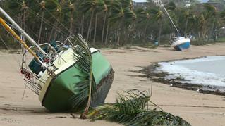 Le cylcone Debbie a dévasté le Queensland
