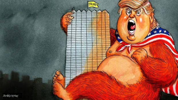 Conséquences élection Trump sur l'Australie