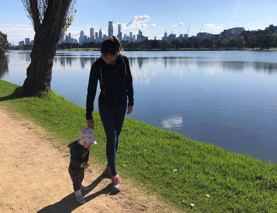 Français à Melbourne