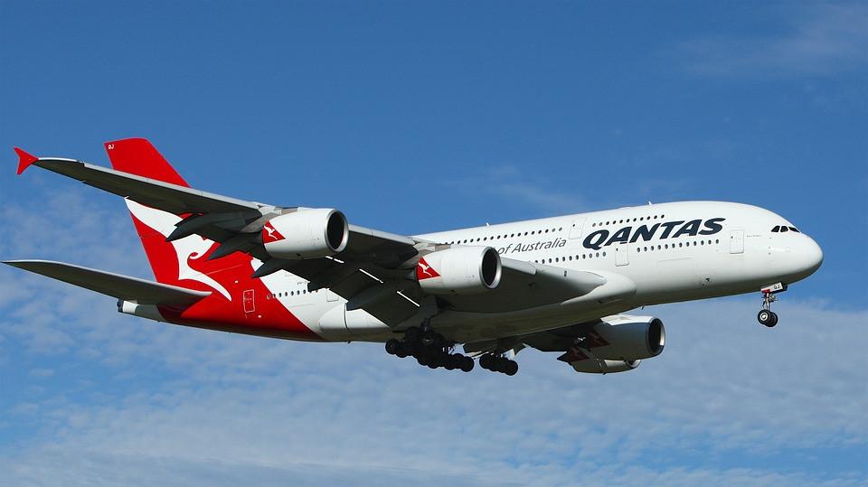 Vol Australie Compagnie aérienne Quantas