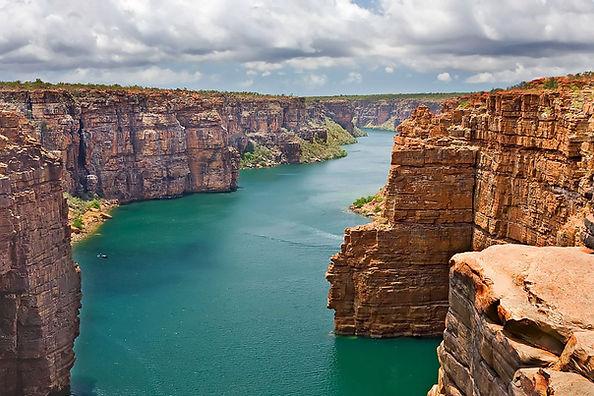 Circuit nord au sud Australie