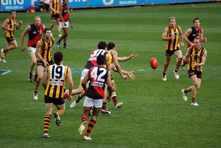 Le foot australien, un sport à découvrir au plus vite