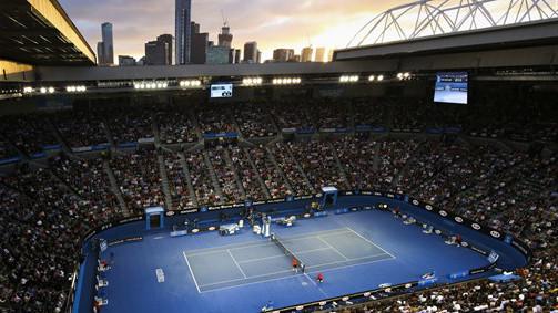 Open de tennis Melbourne, tournoi de tennis grand chelem Australie
