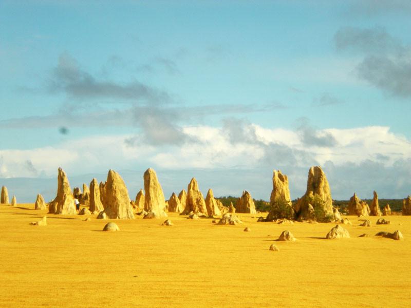 Désert des Pinnacles, Australie Occidentale