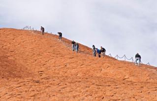 En 2019, il sera interdit d'escalader Uluru