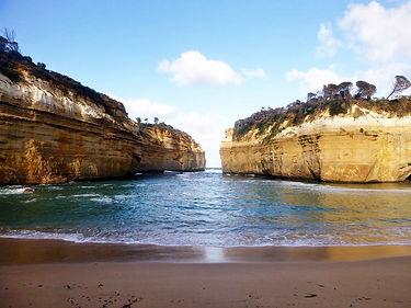 Great ocean Road, Victoria, Australie