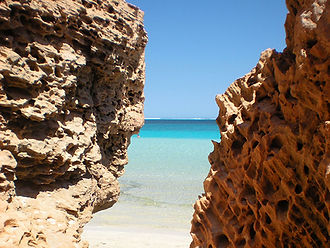Coral Bay, Ningaloo Marine Park, Australie