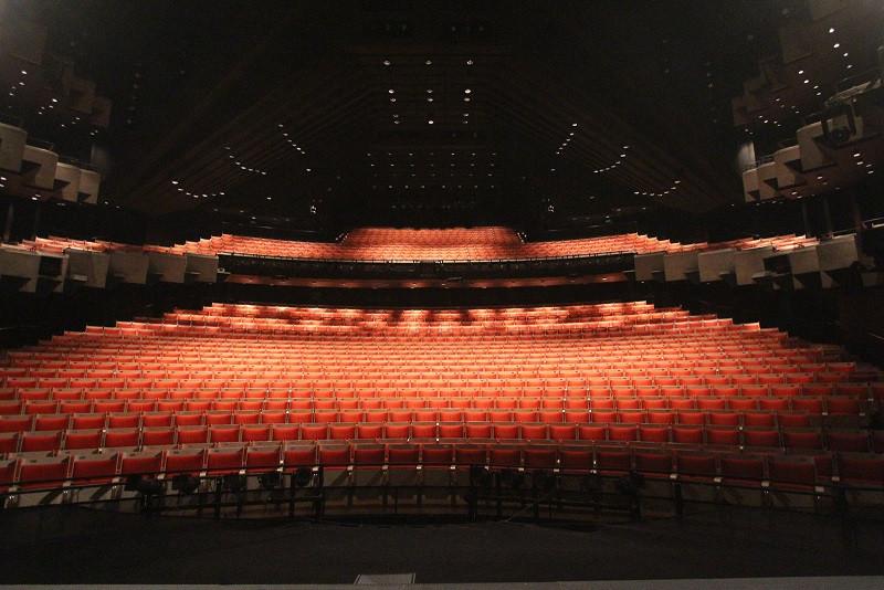 Joan Sutherland Théâtre (le second plus grand espace scénique du complexe)