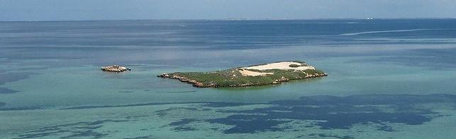 Eagle Bluff, Shark Bay, Australie occidentale,