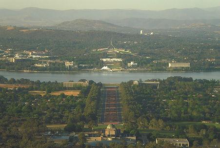 Canberra Australie