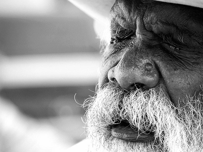 Peuple aborigène en Australie