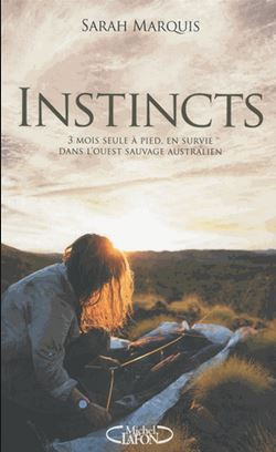 Instinct de Sarah Marquis