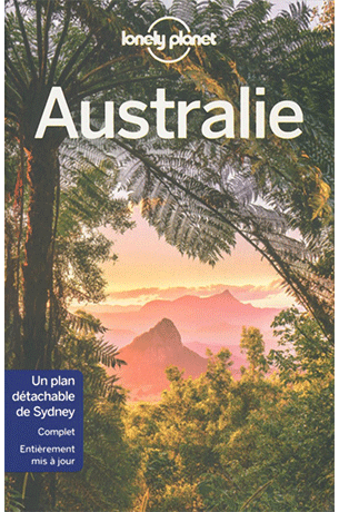 Guide voyage Australie Lonely Planet