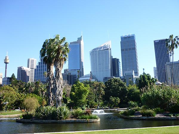 Habiter et travailler à Sydney en Australie