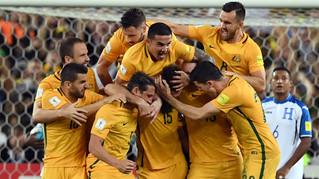 Présentation du Match France - Australie coupe du Monde Russie