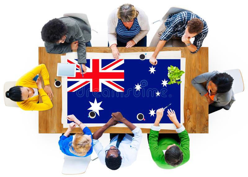 Travail en Australie