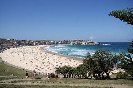 Bondi Beach,Sydney, Australie