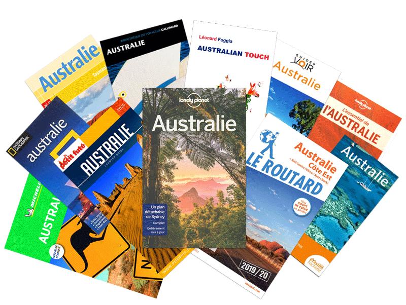 Meilleur guide de voyage Australie