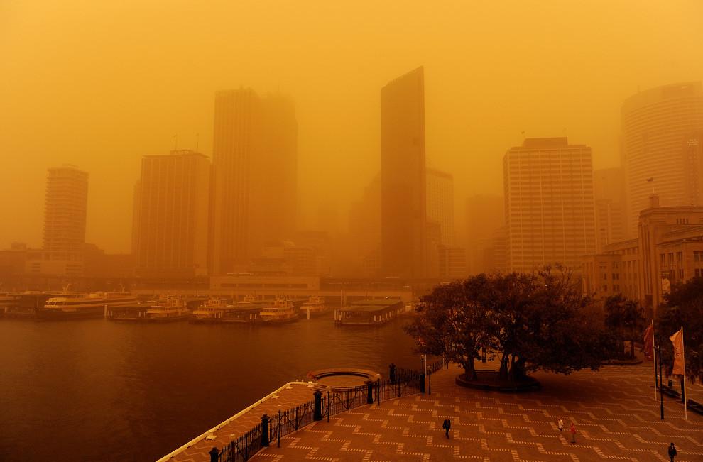 L'Australie est l'un des plus gros pollueurs du monde