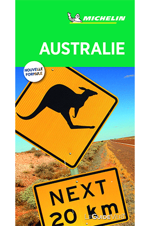Guide voyage Australie Michelin Vert