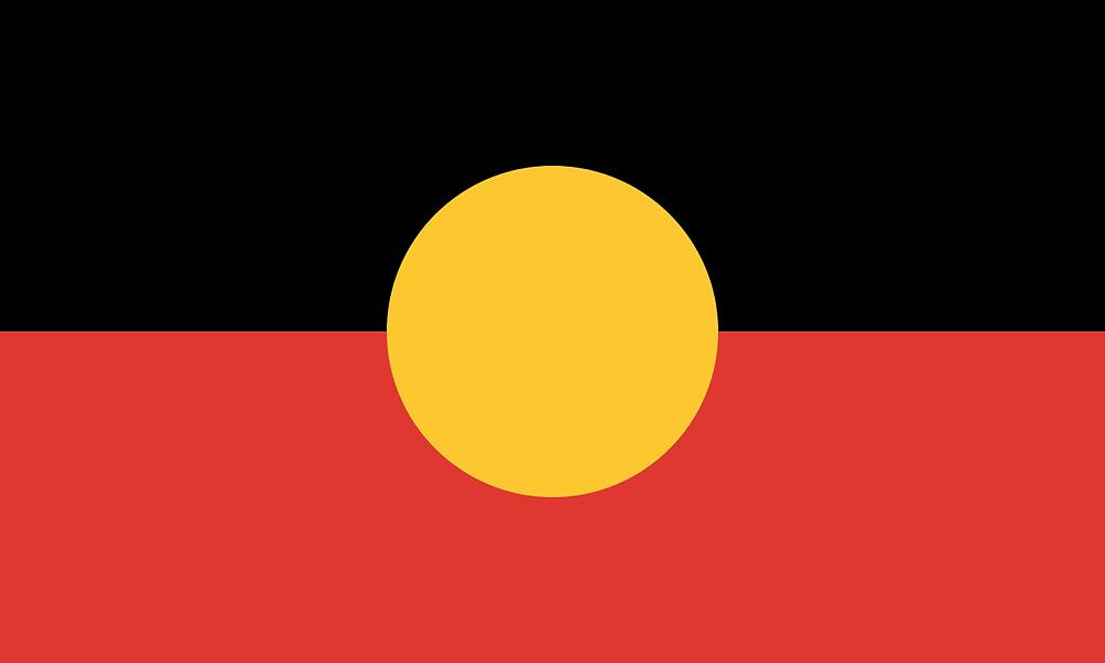 Drapeau Aborigène d'Australie