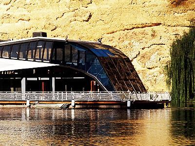 Naviguer sur la murray river en Australie