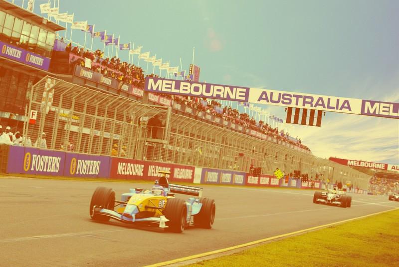 Grand prix de formule 1 de Melbourne, grand prix de F1 d'Australie