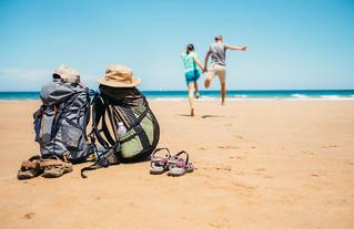 L'art du Backpacking, vu par Raphaël